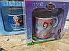 Детская керамическая чашка с ложкой Warm Wishes, ТАЧКИ в подарочной упаковке, фото 6