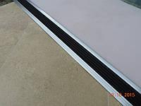 Порожная планка с противоскользящей вставкой 48 мм