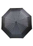 Зонт в клетку полуавтомат з3907А-2, фото 1