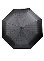 Зонт в клетку полуавтомат з3907А-5, фото 1