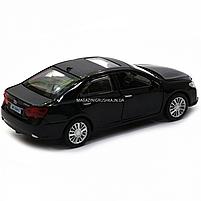 Машинка игровая автопром «Toyota Camry» Тойота, металл, 14 см, черный (свет, звук, двери открываются) 7814, фото 5