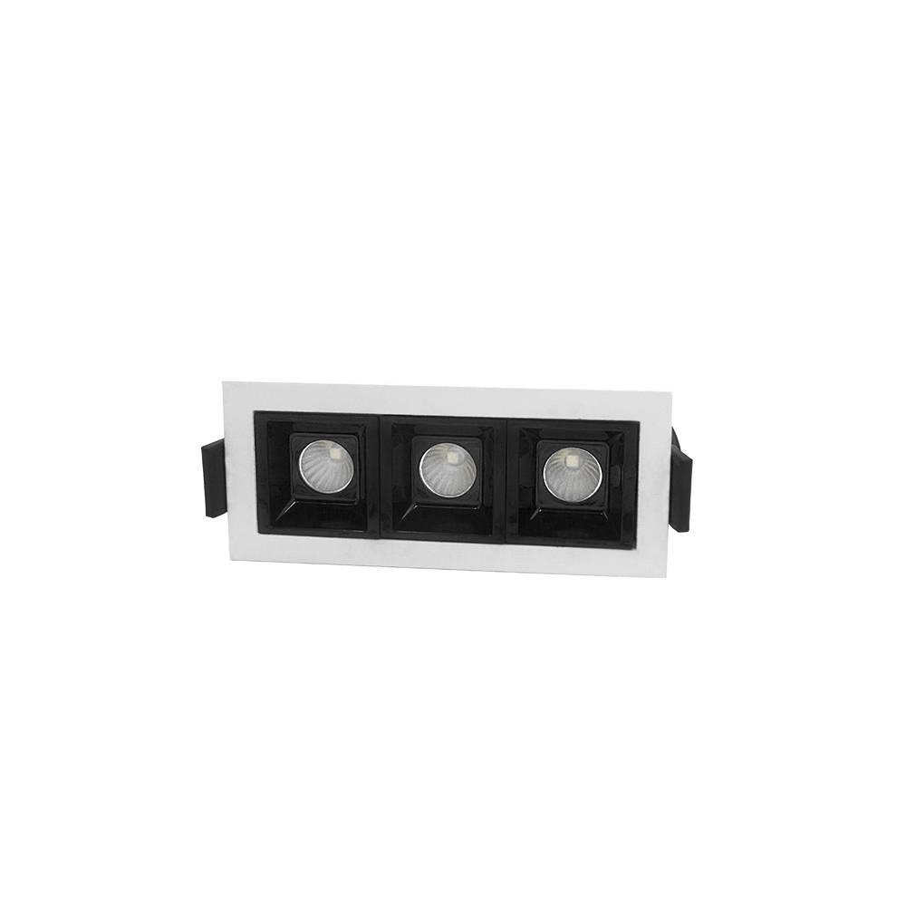 Светодиодный точечный светильник Skarlat XT4550-3-LED 5W WH 3000K/6000K