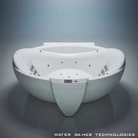 Ванна гидромассажная WGT WATER HALL 2000×1600×810 мм
