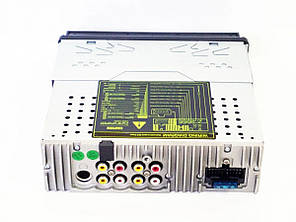 Автомагнитола 1Din MCX-1703AD c выезжающим экраном, фото 2