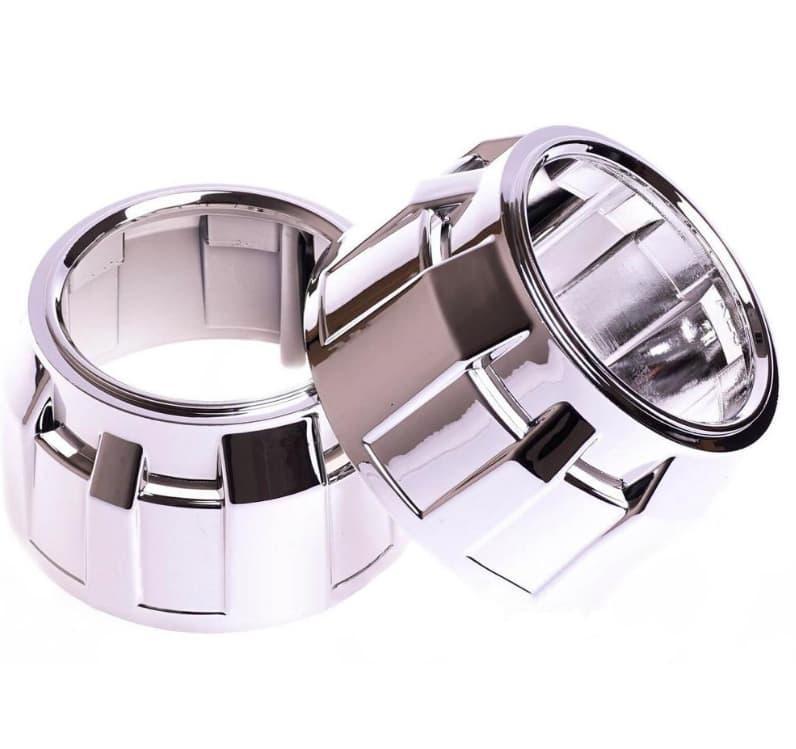 """Маска для линзы Sigma Н1 mini (2,5"""") (комплект-2шт.)"""