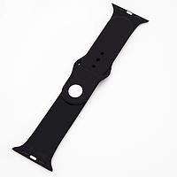 Ремешок ArmorStandart Sport Band для Apple Watch 42-44 mm Black 2d-412, КОД: 1298482