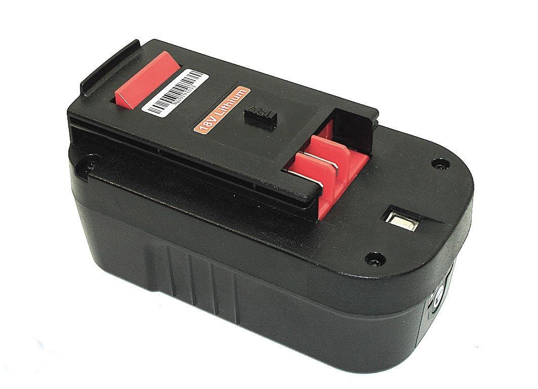 Аккумулятор для шуруповерта Black&Decker 244760-00 3.0Ah 18V черный Li-Ion