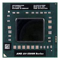 Процессор для ноутбука FS1 AMD A4-3300M 2x2,5Ghz 2Mb Cache бу