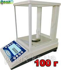 Лабораторные весы FEH-A на 100 г, аналитические весы в лабораторию