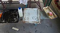 ГЕЛЬ. Щелочное пенное моющее для ручной мойки 1кг ТМ RISE