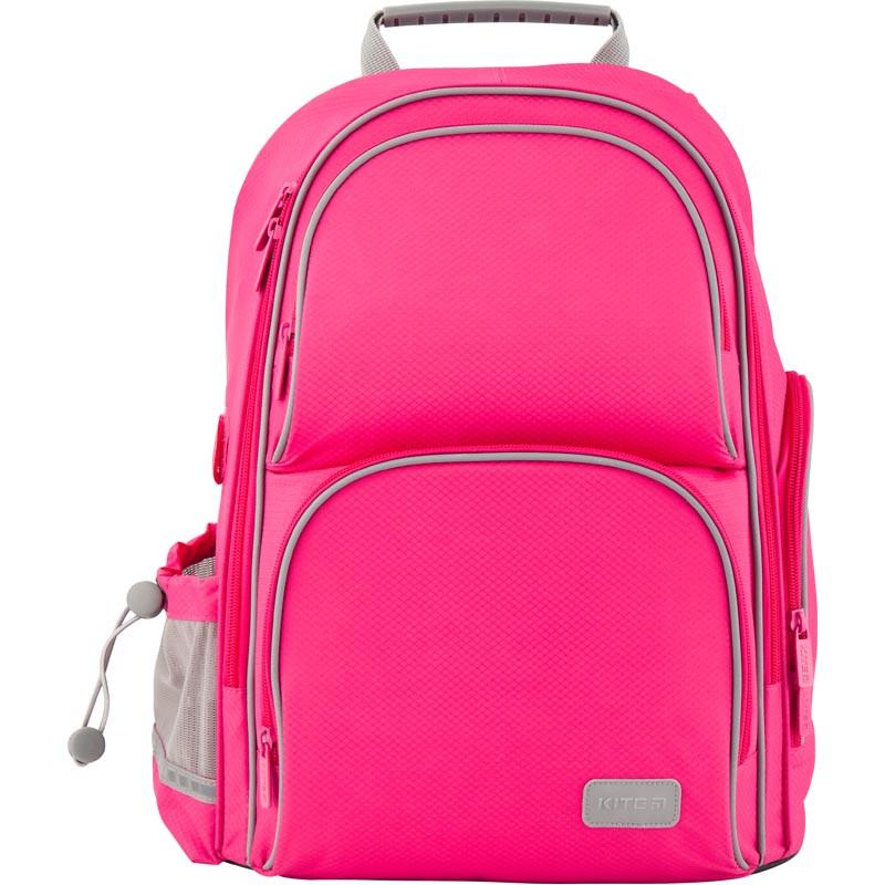 Рюкзак шкільний Kite Education 702-1 Smart рожевий |39981
