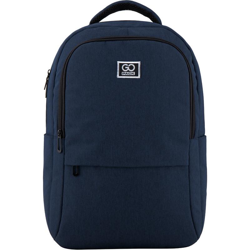 Рюкзак GoPack Сity 157-2 синий |44660