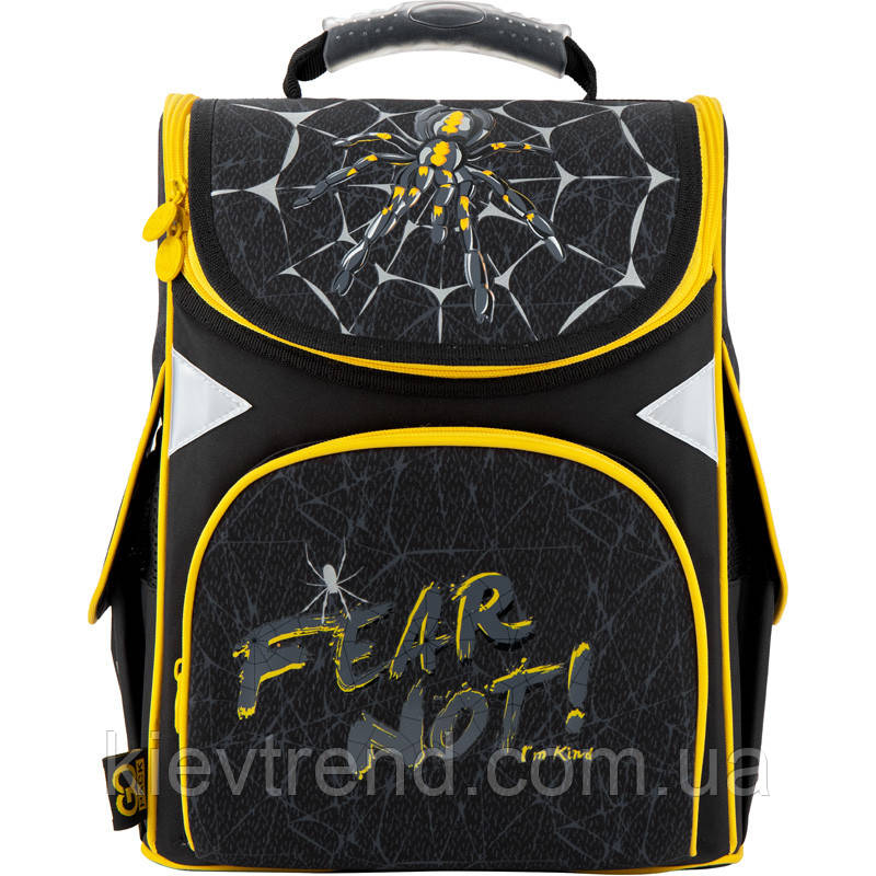 Рюкзак GoPack Education каркасний 5001-9 Spider |44595