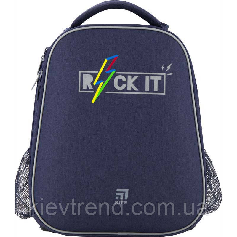 Рюкзак Kite Education каркасний 531 Rock it |44329