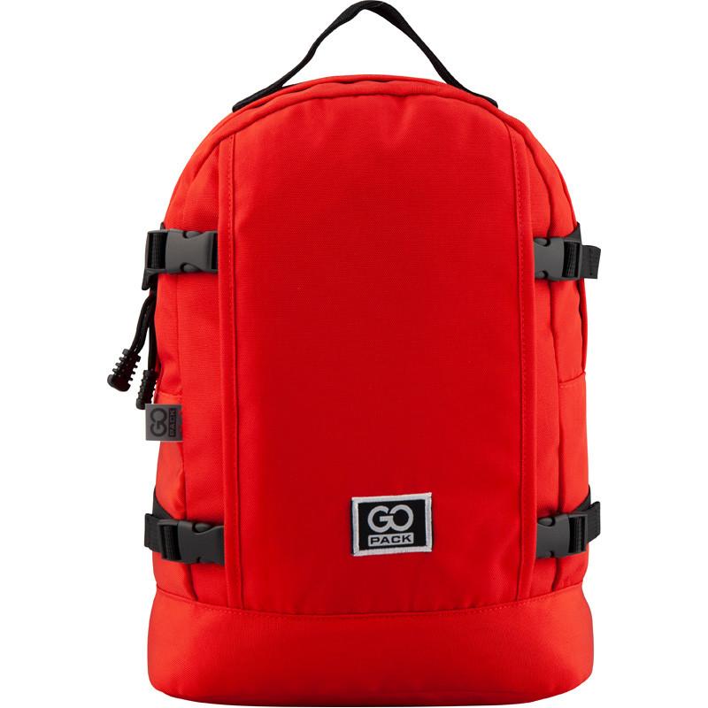 Рюкзак GoPack Сity 148-2 червоний  44650