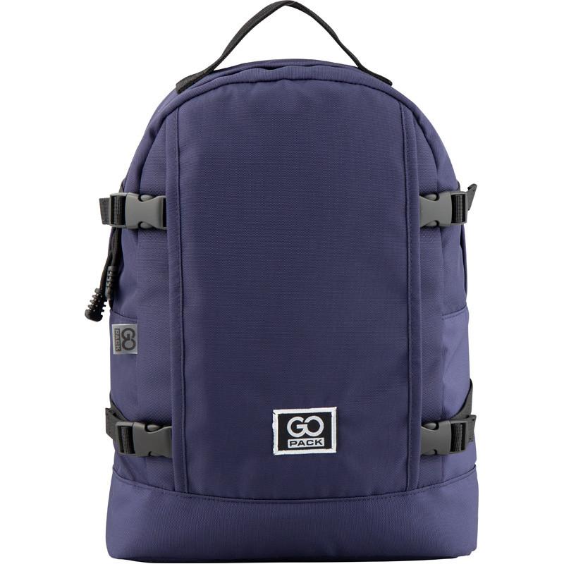 Рюкзак GoPack Сity 148-1 синий  44649