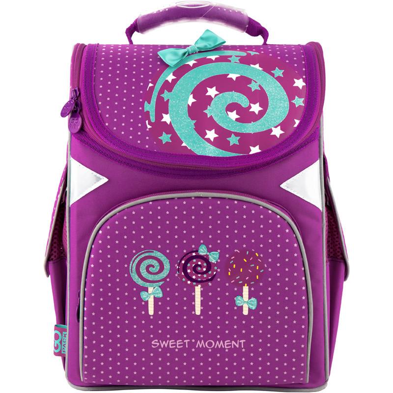 Рюкзак шкільний GoPack Education ортопедичний ортопедичний для першокласника з ортопедичною спинкою каркасний для першокласника з