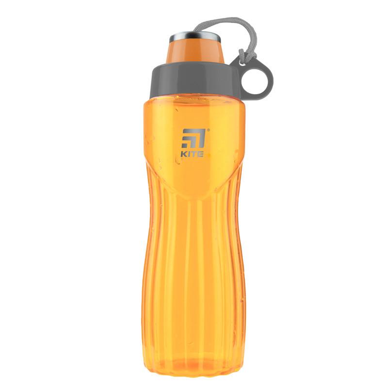 Бутылочка для воды, 800 мл., оранжевая  44146
