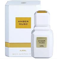 Парфюмированная вода унисекс Ajmal Ambre Musc 100 мл