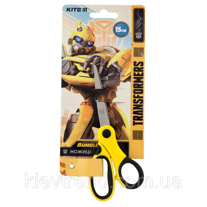 Ножницы детские, 15см трансформеры TF |40518