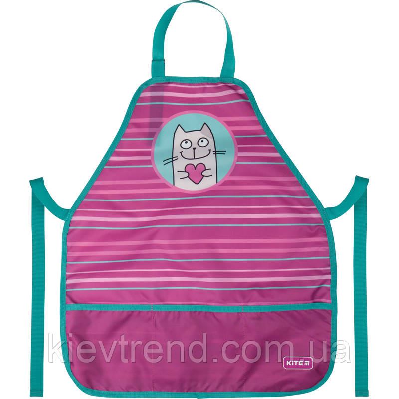 Фартух дитячий для праці Kite 161 Cat  45035