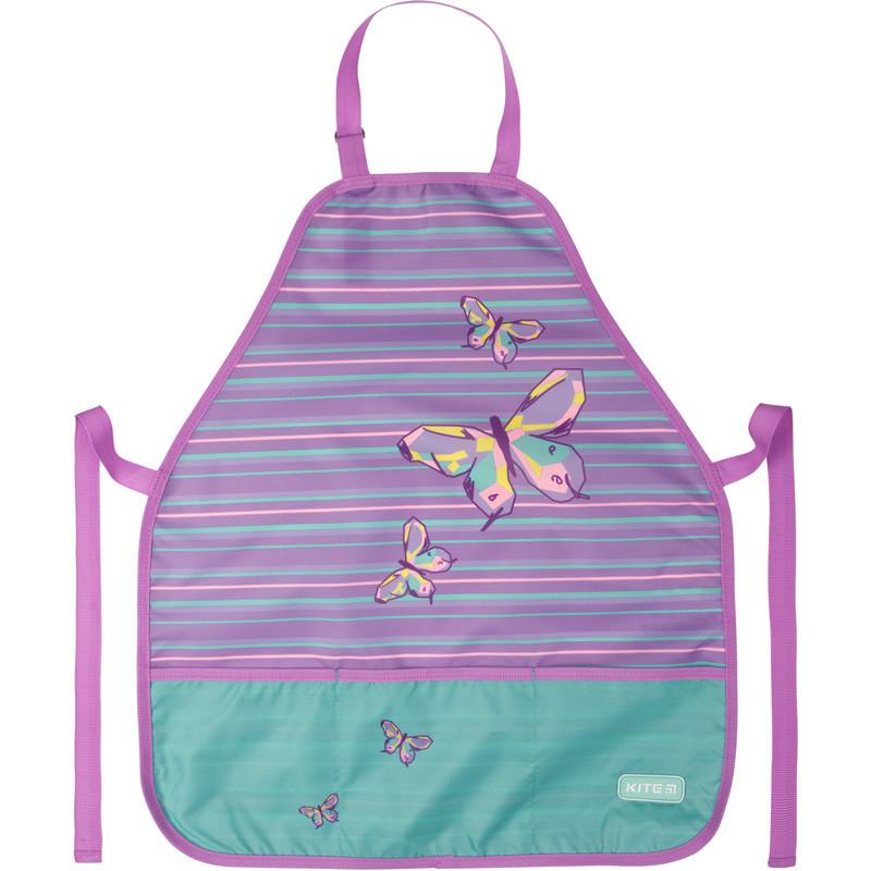Фартук детский для труда Kite 161 Butterfly |45036