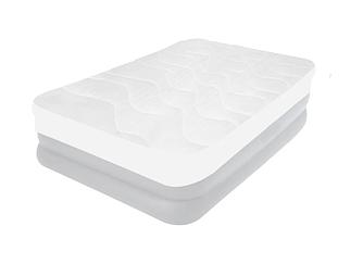 Наматрасник (чехол-простынь) 69641, для надувной кровати одноместных 90 х 200 х 30, белый