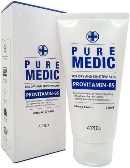 Крем для сухой кожи лица A'Pieu Pure Medic Intense Cream