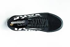 """Кеды Vans Old Skool """"Черные"""", фото 3"""