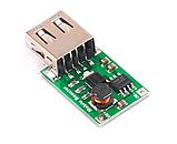 Повышающий импульсный стабилизатор напряжения  0,9V-5V 1200mA USB, фото 2