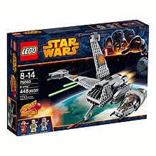 Конструктор LEGO Star Wars Истребитель В-wing (75050)