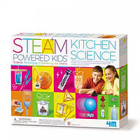 "STEM-набор 4М ""Научная кухня"" 33 эксперимента"