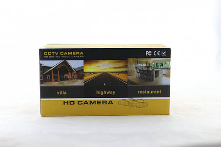 Камера CAMERA CAD 925 AHD 4mp 3.6mm, фото 2