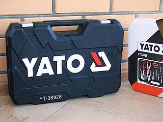 Набор инструментов YATO yt-38928 100% Оригинал Польша 88 PCS