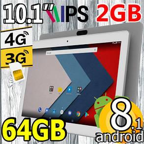 """Оригинальный! Планшет Archos 101 Oxygen 4G 10,1""""  IPS 2GB/64GB + Чехол в ПОДАРОК, фото 2"""