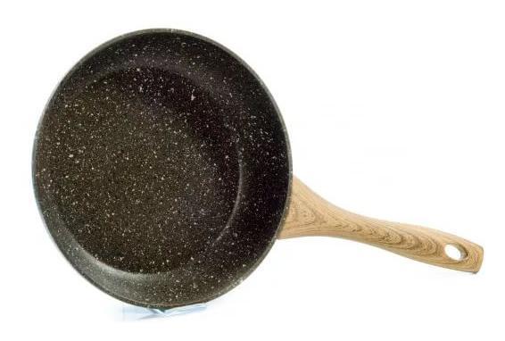 Сковорода Fissman Magic Brown Ø24см с антипригарным покрытием