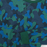 Детский весенний батник свитшот для мальчика 18-24 мес, 86-92 см, фото 3