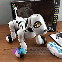 Собака робот на радиоуправлении Smart Pet Robot Dog интерактивная игрушка для детей детский пультом управления