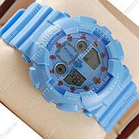 Часы женские наручные Casio Shors GA-100 Azure
