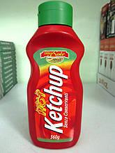 Кетчуп острый Ketchup Hot Delizie Dal Sole 560 г
