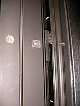 Наружные входные двери Редфорт Домино на улицу. Замок Мотура (Mottura), фото 3