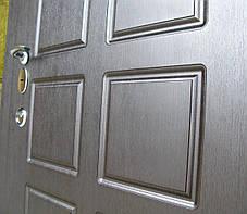 Наружные входные двери Редфорт Домино на улицу. Замок Мотура (Mottura), фото 2