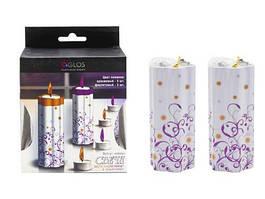 Свеча с цветным огнем GL4001-OP