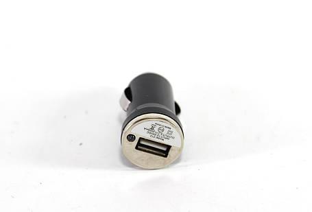Адаптер CAR (АВТОМОБИЛЬНЫЙ) 1 USB 1A, фото 2