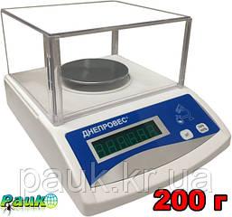 Весы в лабораторию ФEH-С до 200 г,  весы электронные Депровес