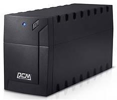 ИБП Powercom RPT-1000A, Lin.int., AVR, 3 x евро, пластик (00210191)