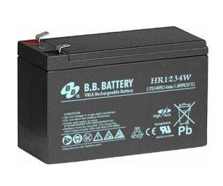 Аккумуляторы B.B.Battery HR 1234W/T2