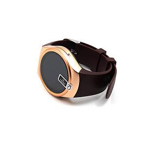 Годинник Smart watch Kingwear KW18 Gold, фото 2