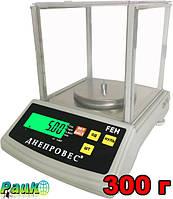 Ваги лабораторно-ювелірні, FEH до 300 г, ваги електронні Днепровес