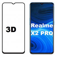 Защитное стекло 3D для Realme X2 PRO (реалми х2 про)